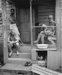 Sigmund Freud Carl Jung friendship banya